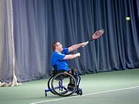 Shrewsbury Wheelchair Tennis 2015