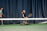 Shrewsbury wheelchair tennis 2016