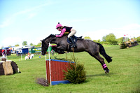 Kelsall Hill Arena Eventing 23/4/17